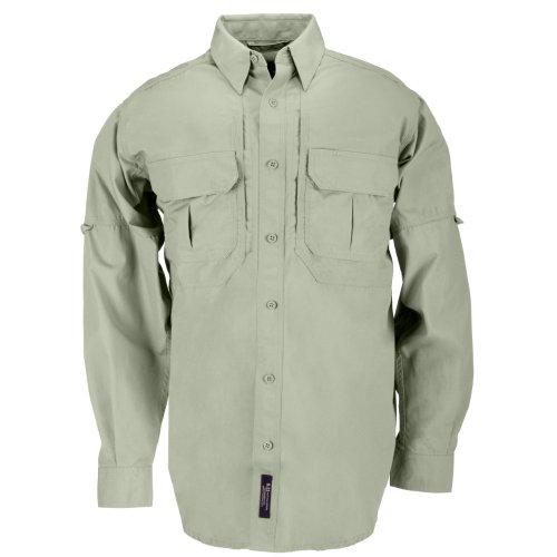 5.11Tactical Herren Hemd graugrün