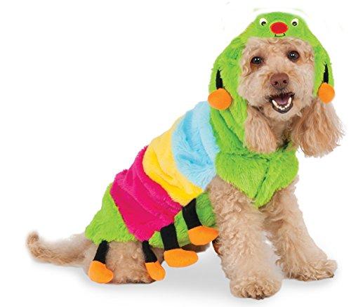 ny Caterpillar Hoodie für Pet (Caterpillar-kostüme)