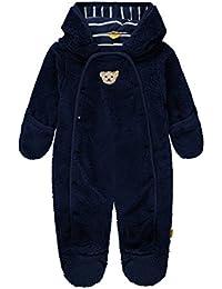 Steiff Baby - Jungen Schneeanzug Overall Plüsch