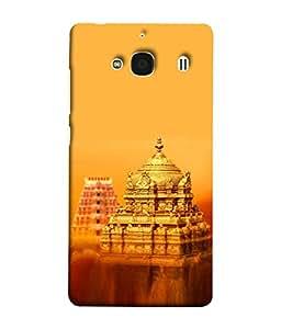 FUSON Designer Back Case Cover for Xiaomi Redmi 2 :: Xiaomi Redmi 2S :: Xiaomi Redmi 2 Prime (Dhanalakshmi Vaibhavlakshmi Shubhdeepavali Happy Diwali Laxmi Laksmi Kamala)