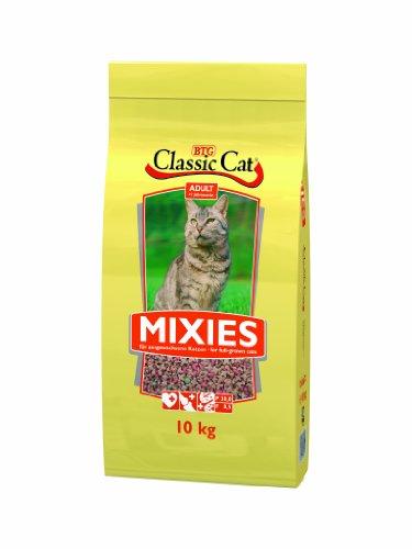 katzeninfo24.de Classic Cat 40031 Mixies 10 kg