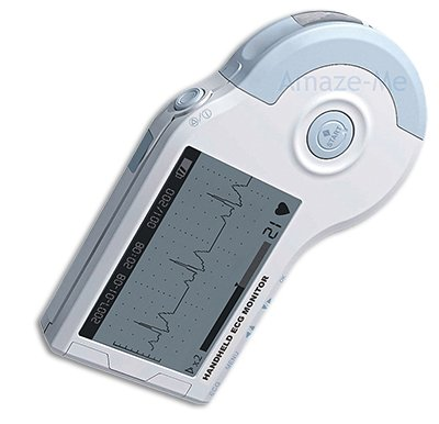 Tragbares EKG Hand-Gerät Observer MD100B zur jederzeitigen Erstellung des eigenen EKG's