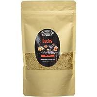 Axtschlag BBQ Rub, Trockenmarinade, Lachs, 250 g