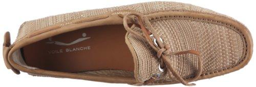 Voile Blanche ROY 200599501, Chaussures à lacets homme TR-B2-Beige-136