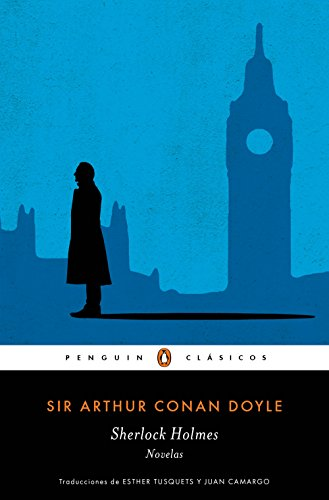 Sherlock Holmes. Novelas (Los mejores clásicos) por Sir Arthur Conan Doyle