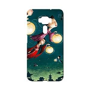 BLUEDIO Designer Printed Back case cover for Asus Zenfone 3 - G2990