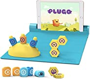 Shifu - Shifu021 Plugo STEM Pack - Count & Link Combo Kit - Educational STEM Toy for Boys & Girls 5 Ye