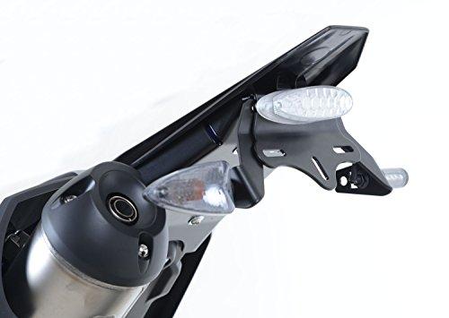 R&G Kennzeichenhalter für Yamaha WR125X '09- / WR125R '09-