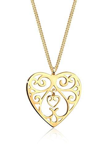 Goldhimmel-Damen-Kette-mit-Anhnger-Herz-Ornament-925-Silber-01097630141
