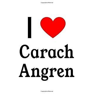 I Love Carach Angren: Carach Angren Designer Notebook