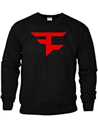 Faze Clan Logo der Frauen Männer Sweat Langarm Call Of Duty