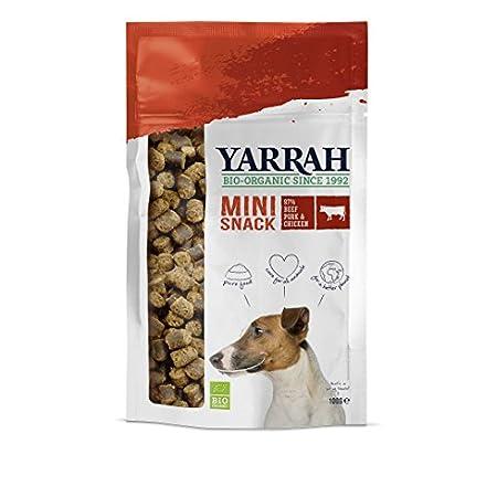Yarrah Bio Snack Mini Bites, 10er Pack (10 x 100 g)