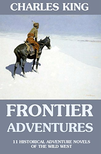 frontier-adventures-11-novels-of-wild-west-english-edition