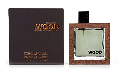 Dsquared² Unwavering Mountain Wood Eau de Toilette Spray 100 ml