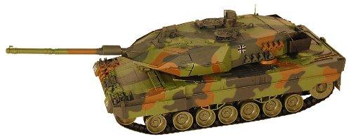 Hobby Motor Maßstab 1: 16Leopard 2A5projectile Feuern Tank Funkgesteuert (Armee Tank-real)