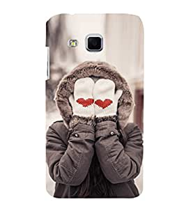 Ebby Premium 3d Desinger Printed Back Case Cover For Samsung J3 (Premium Desinger Case)