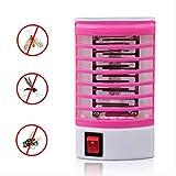 TSYMQ Lampada Repellente per zanzare USB, Lampada Killer per zanzare UV, Trappola per Insetti Anti-Rumore Principale, per la casa della Cucina della Camera da Letto dell'ufficio B