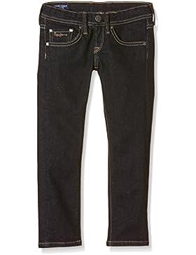 Pepe Jeans Beckets, Jeans para Niños, Azul (Denim 000-P25), 7 años (Talla del Fabricante: 122 cm)