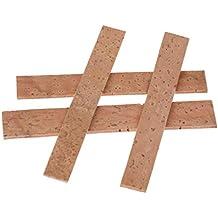 Homyl 4pcs Clarinette Cou Cork Sheet Pièces De Rechange