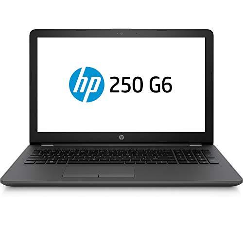 """HP 250 G6 4QX07ES 15.6"""" HD, Intel Celeron N4000, 4GB RAM, 1000GB HDD, FreeDOS (4QX07ES)"""