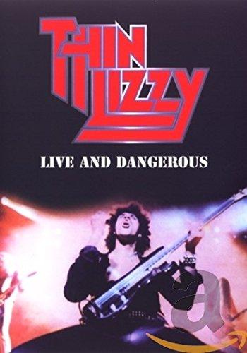 Bild von Thin Lizzy - Live & Dangerous (DVD+Bonus CD)