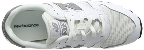 New Balance Ml373ora, Sneakers basses homme Blanc (White)