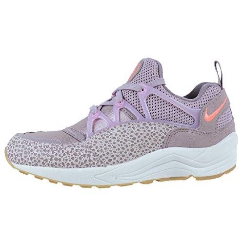 Nike Donna W Air Huarache Light PRM scarpe sportive Grigio (Gris (Plum Fog / Bright Mango))
