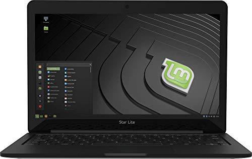 star lite 11-pollici schermo hybrid mini portatile (tastiera inglese uk, linux mint 19.2 tina)