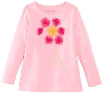 ESPRIT 123EE7K012 Printed Girl's T-Shirt Potpourri Pink 4-5 Years
