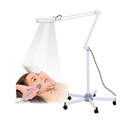 Lampe Lupe, 15W Kaltlicht Lupenleuchte Tisch-Lupenlampe Arbeitsleuchte Vergrösserungs Kosmetik...