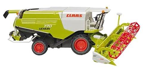 Wiking 038910 - Claas Lexion 770 Mähdrescher mit V 1050