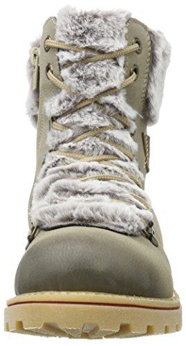 Rieker Damen Z1444 Stiefel Beige (Beige/mogano/Maus)