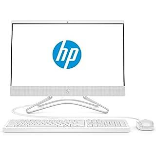 HP 22-c0500ng (21,5 Zoll / Full HD) All in One PC (AMD A6-9225, 1TB HDD, 4GB DDR4 (1x4GB), Radeon R5 Grafik, Windows 10) weiß