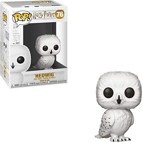 418nQ2 SwcL - Funko Pop Vinilo Harry Potter S5, Hedwig, Multicolor (35510)