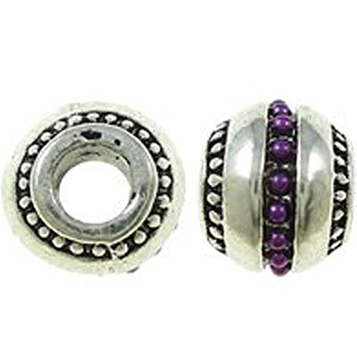 Sexy paillettes Bracelet Chaîne Serpent ronde L pour femme violet