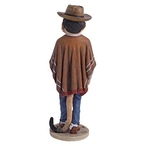 Image of Magnificent Meerkats Cowboy Figure