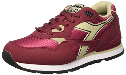 Diadora N-92, Zapatillas Unisex, Adulto, Morado, EU 41 (7.5 UK)