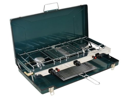 2-in1-Portable-Butan-Gas-Grill-faltbar-Sidetable