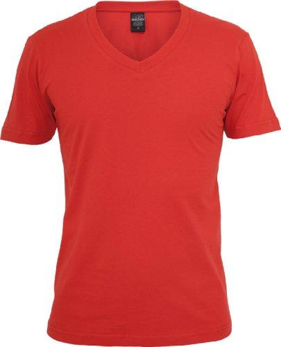 Urban ClassicsHerren T-Shirt Rot - Rot