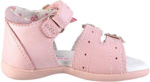 Prinzessin Lillifee  Cloe, Sandales Bout ouvert fille Rosa/Rosa
