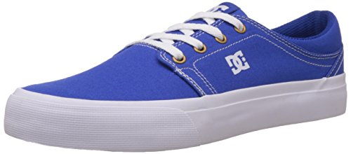 Dc Shoes - Trase Tx, Sneakers da uomo, Blau (BWT), 44 EU