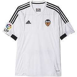1º Equipación Valencia C.F 2015/2016 - Camiseta oficial adidas, talla M