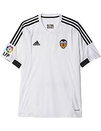 1º Equipación Valencia C.F 2015/2016 - Camiseta oficial adidas, ...