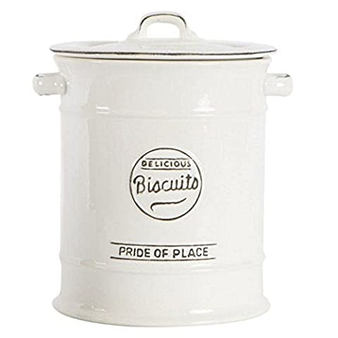 T&G Woodware Pride of Place Ceramic Biscuit Jar in