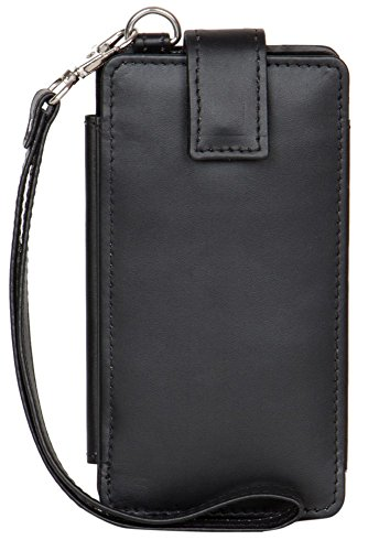 Oppo Find 5 Mini - Mini Handbag Easy to Carry for Mobile ATM Cards & ID Cards and Money Best for Daily Traveler Rough And Tough Leather Cover & Cheap Price With Good Product By Senzoni  available at amazon for Rs.399