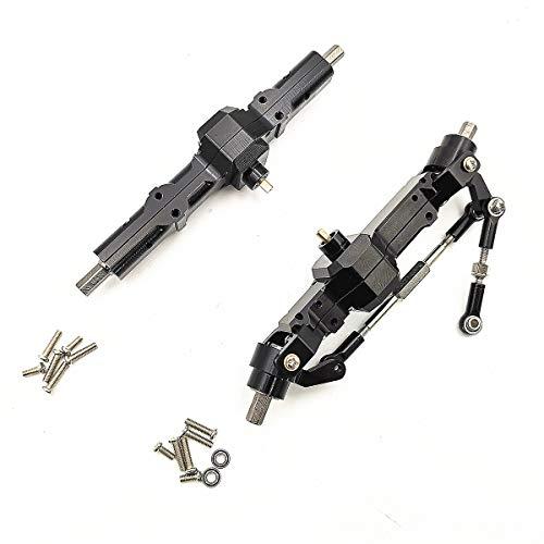 LanLan Piezas de Mejora de Bricolaje con Amortiguador de Metal para el cami/ón WPL C14 C-24 RC Car
