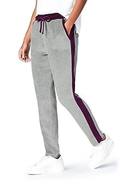 FIND Pantalones Estilo 'Jogger' de Terciopelo para Mujer