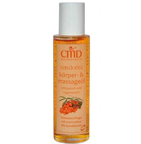 CMD Sandorini Körper- & Massageöl, 100ml