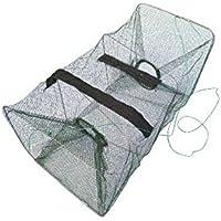 Filet piège Pliable à pêcher le homard,le langouste Crabe Net de pêche à l'Appât