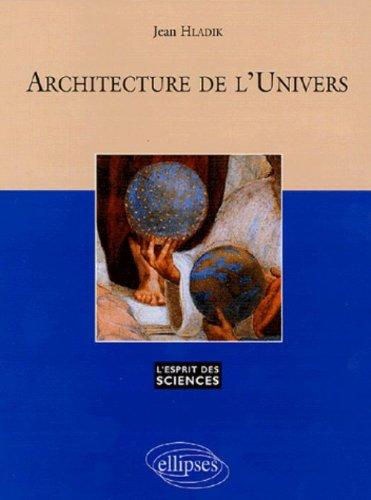 Architecture de l'univers